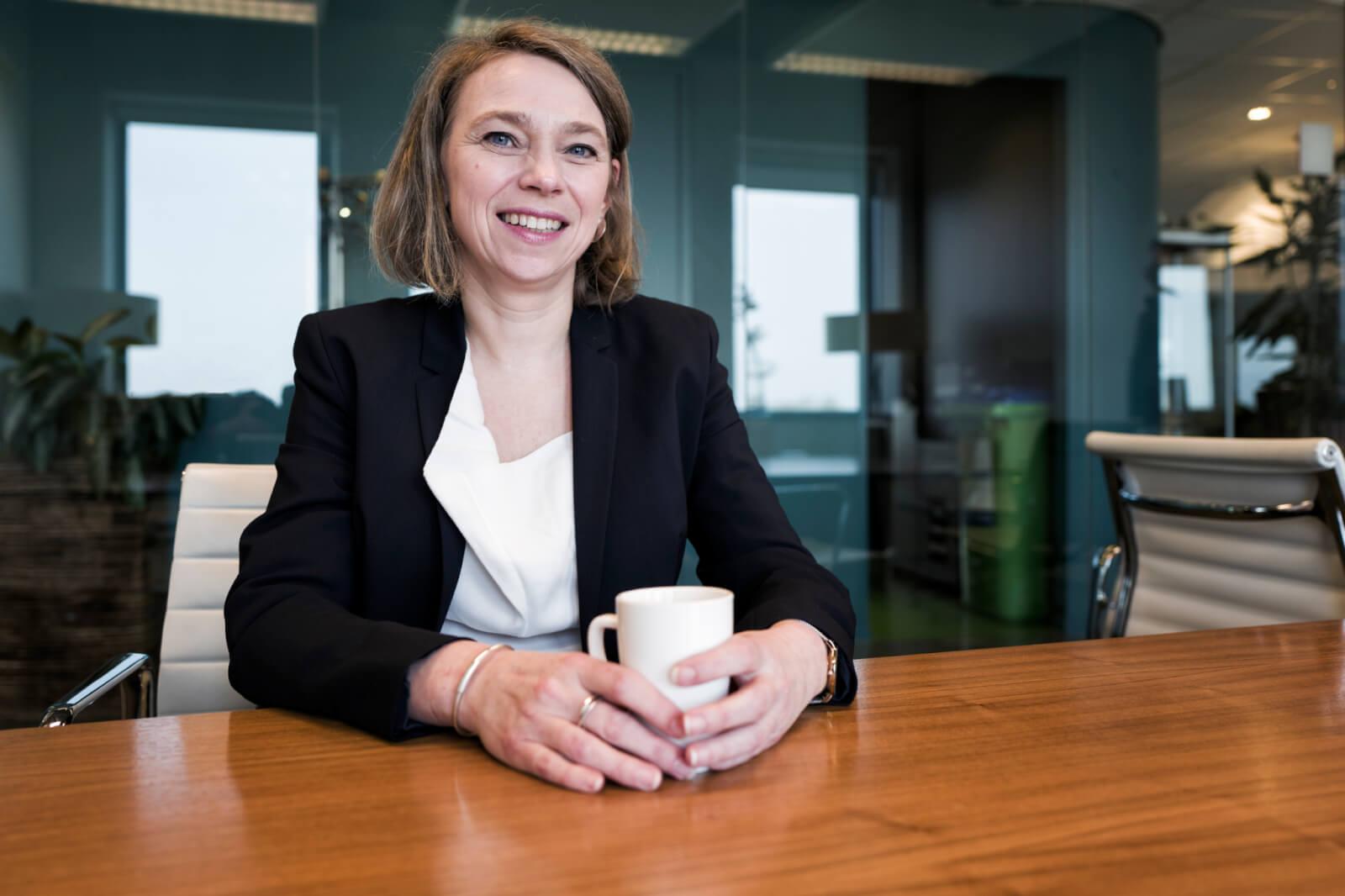 Mia Schaafsma, Directeur bij Platform GEEF