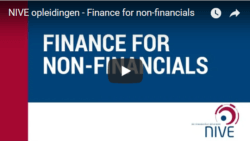 Finance for non-financials video - NIVE opleidinge & IBO Qualified Business School