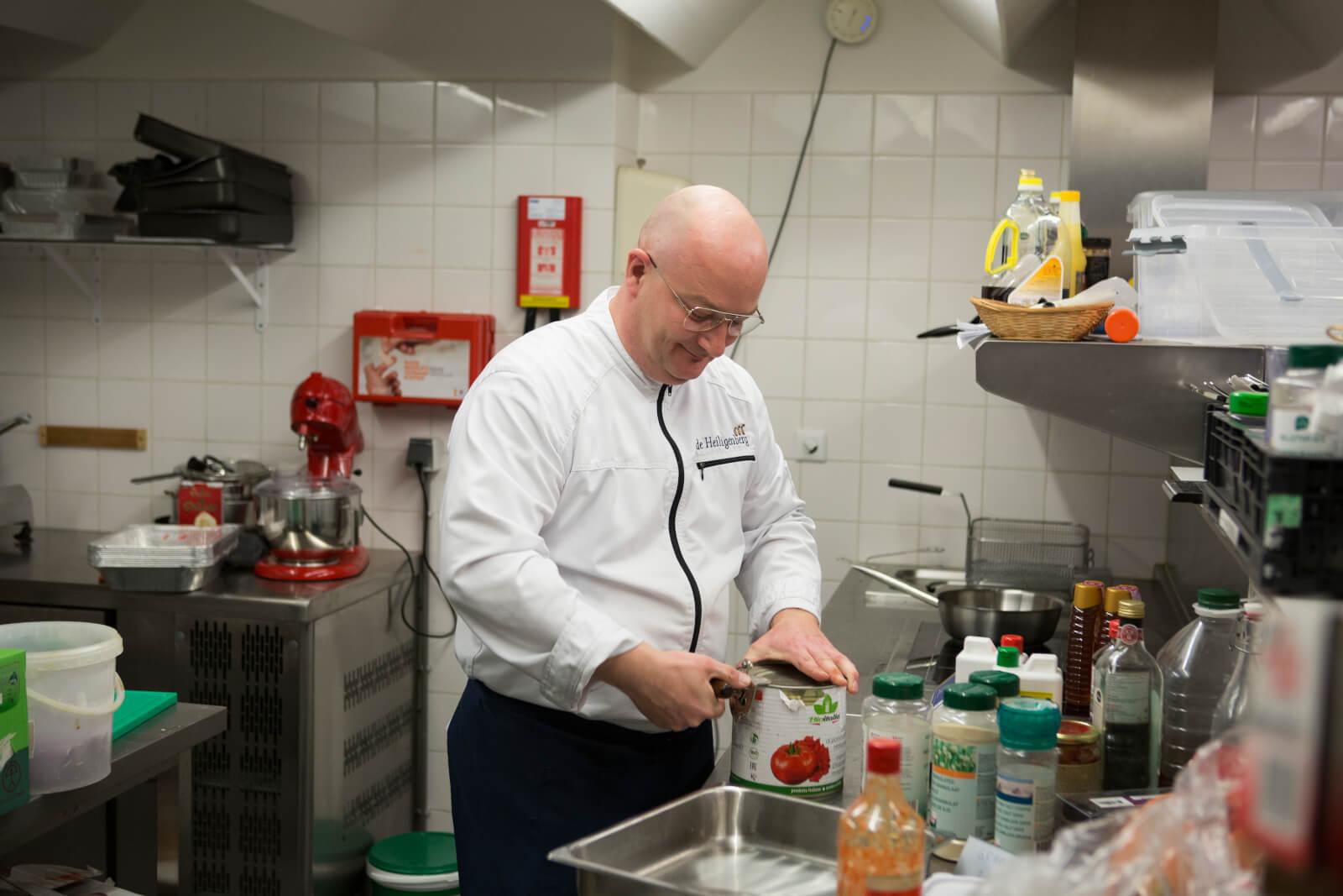 In gesprek met… Martijn Gelijsteen, chef-kok en gastheer